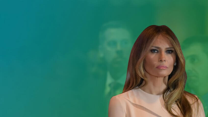 Happy Birthday Melania Trump: The First Lady's Net Worth as She Turns 47
