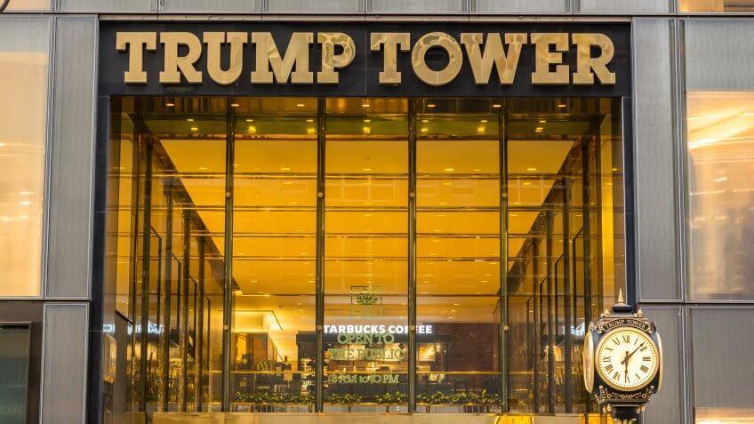 Melania Trump's Home