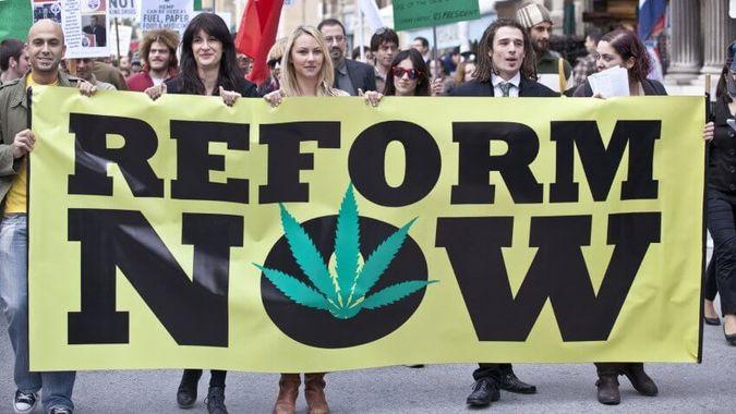 The Legal Status of Marijuana in the United States