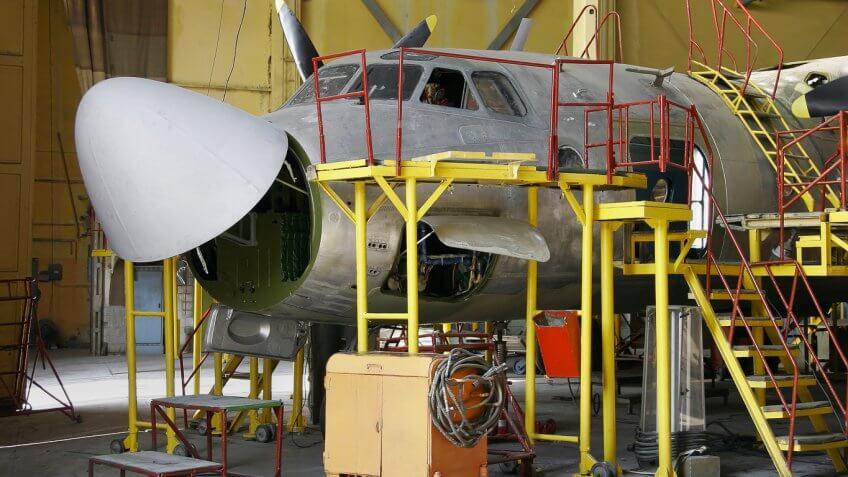 Georgia: Civilian Aircraft, Engines and Parts