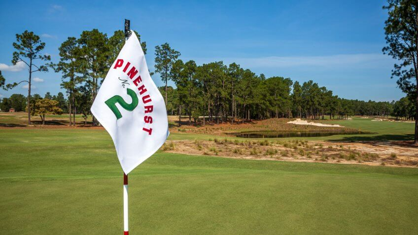 Pinehurst Resort No. 2