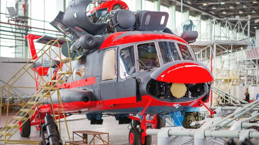 Hawaii: Airplane and Helicopter Parts