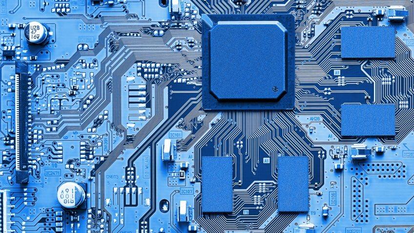 Idaho: Electronic Integrated Circuits