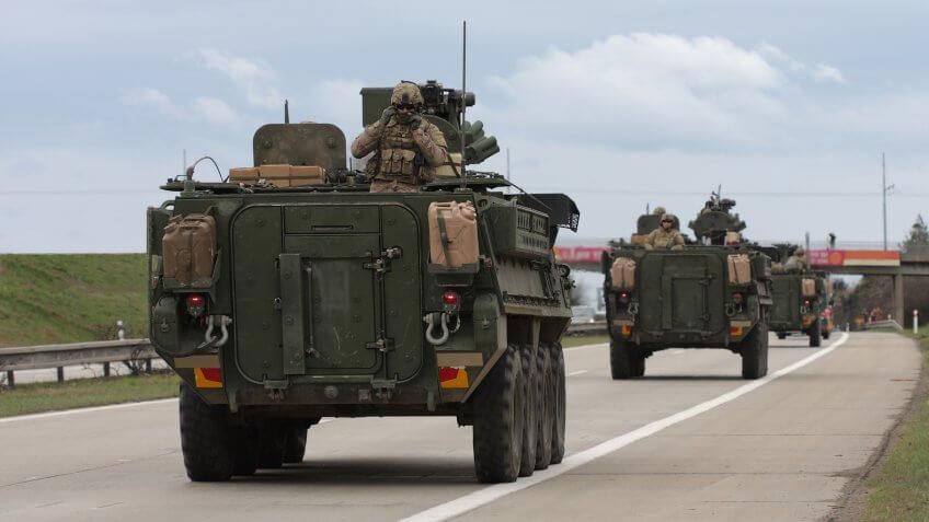Germany, MILITARY, United States, military base