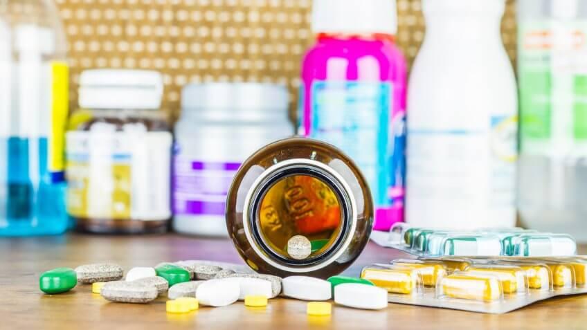 Indiana: Medicaments