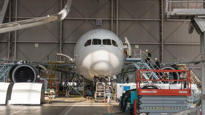 Kansas: Civilian Aircraft, Engines and Parts