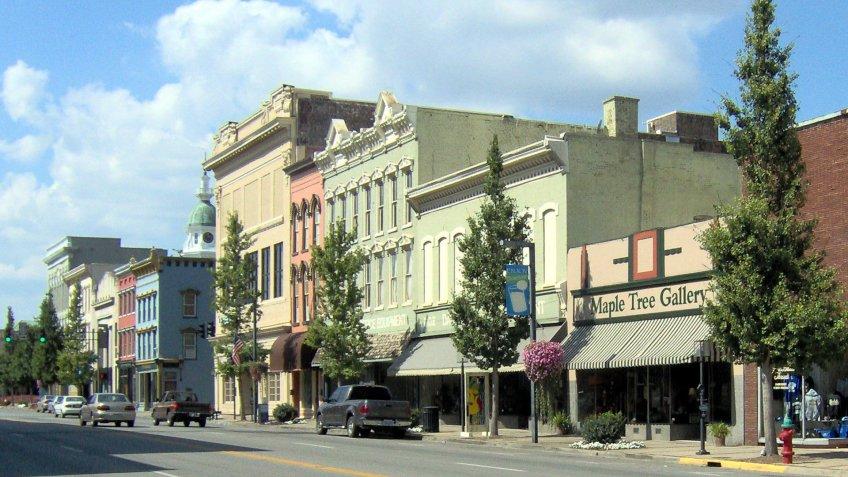 Danville-Kentucky