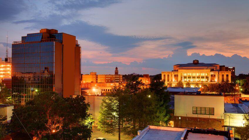 Louisiana: Lafayette