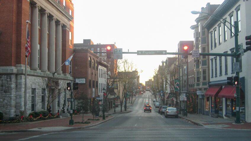 Maryland: Hagerstown