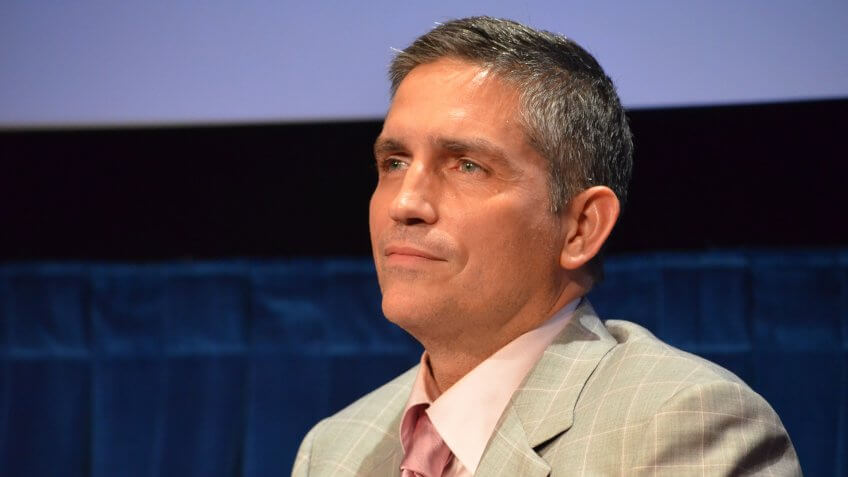 Passionately Rich: Jim Caviezel