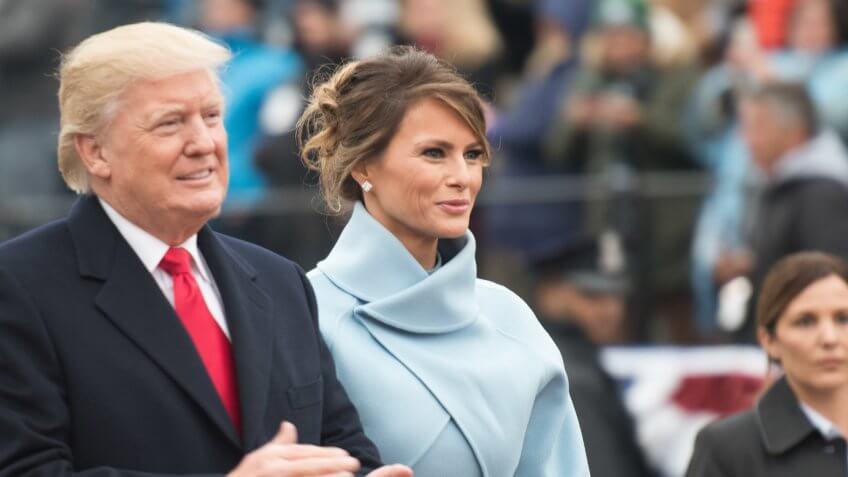 Melania Trump's Wardrobe