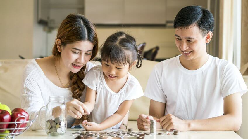 Educate Your Kids About Money and Finance