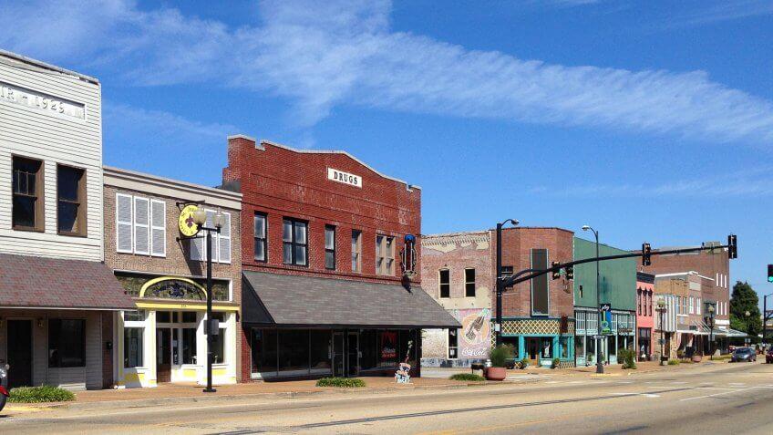 Mississippi-Tupelo