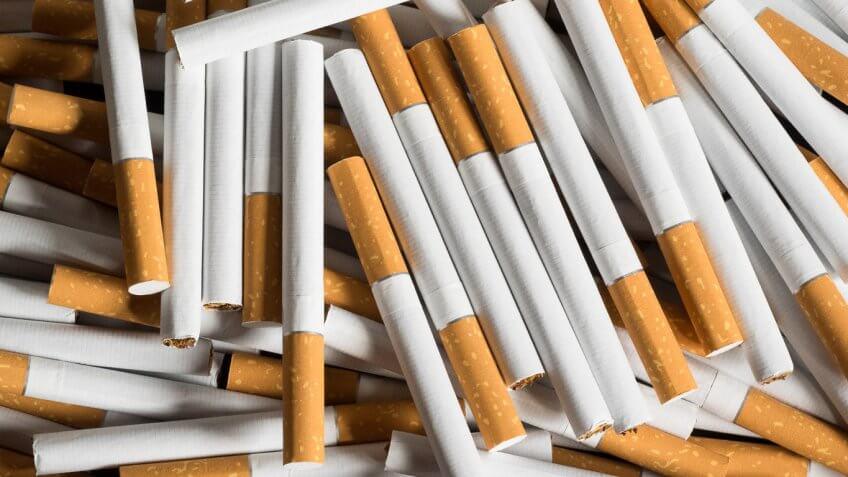 Montana: Tobacco Cigarettes