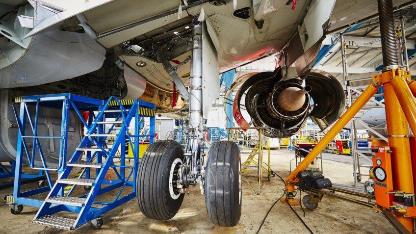 New Hampshire: Civilian Aircraft, Engines and Parts