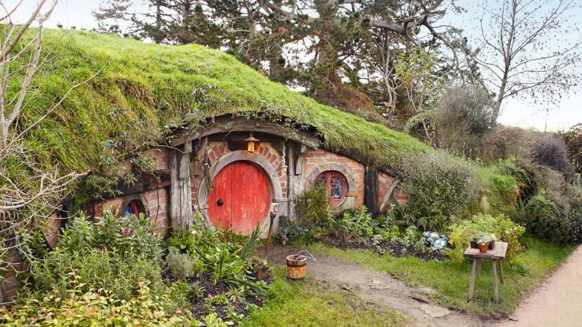 Middle-Earth in New Zealand