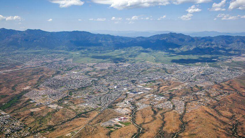 Arizona: Sierra Vista