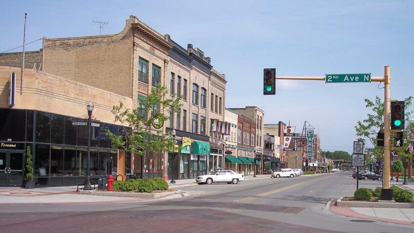 North Dakota: Fargo