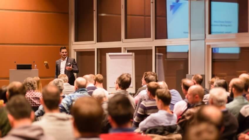 Event Hosting Can Provide Additional Revenue