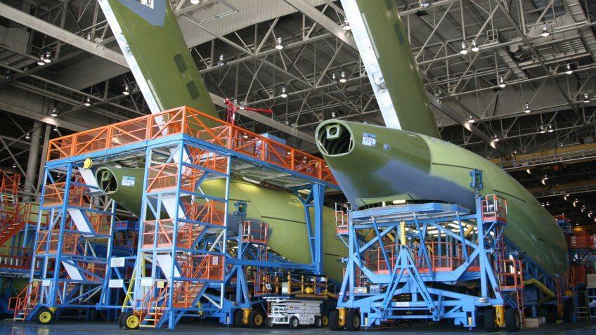 South Carolina: Civilian Aircraft, Engines and Parts
