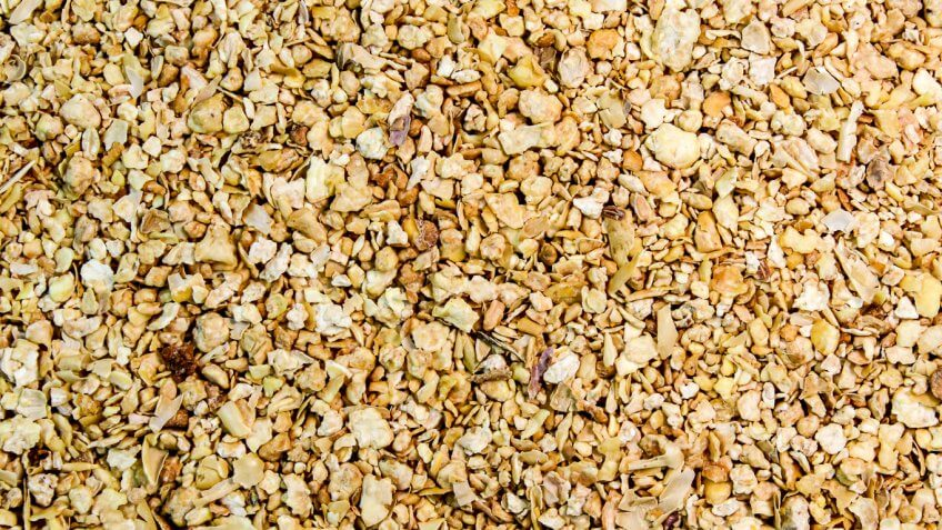 South Dakota: Soybean Oilcake and Solid Residue