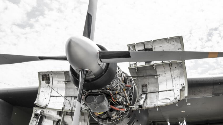 Washington: Civilian Aircraft, Engines and Parts