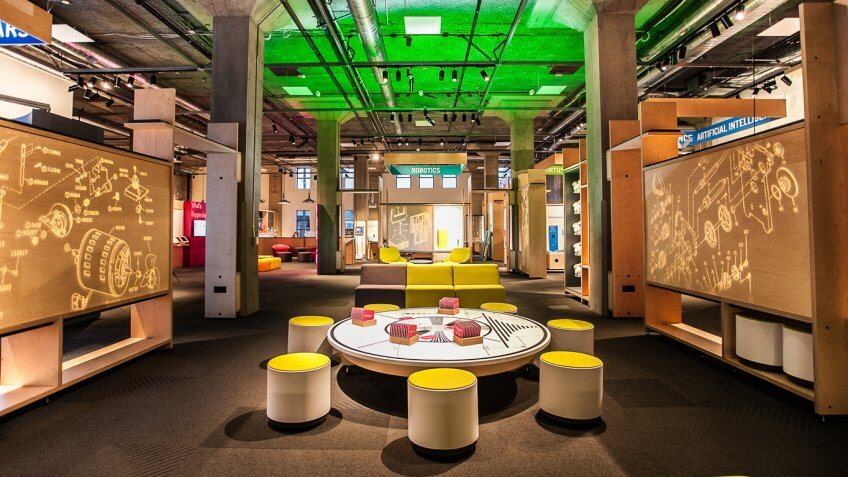 Living Computers: Museum + Labs in Seattle, Washington