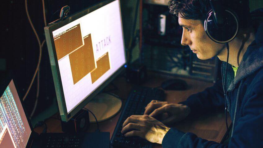 Cyberattacks Increasingly Popular Today