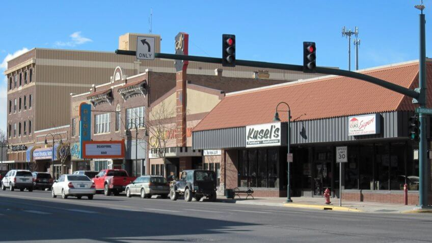 Riverton-Wyoming