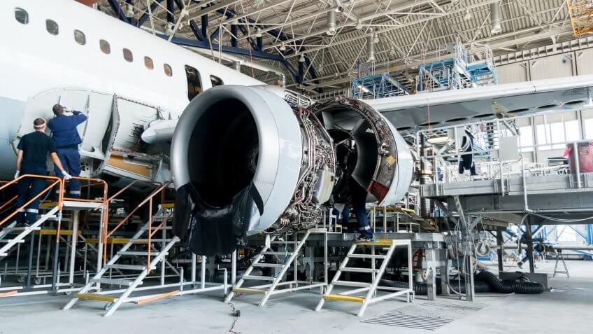California: Civilian Aircraft, Engines and Parts