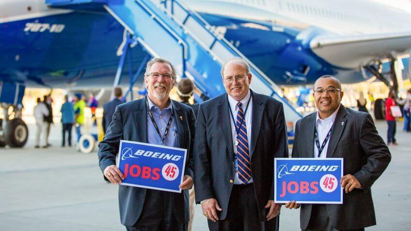 600,000 Jobs Created