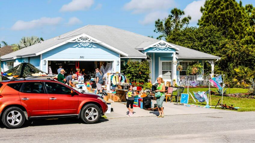 Buy Second-Hand at the Nation's Longest Yard Sale
