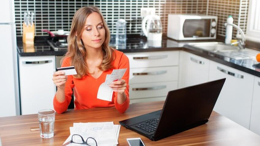 Paying Student Loans, Mortgages and Auto Loans With Credit Cards