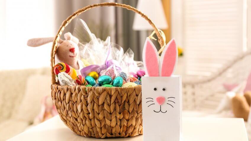 Tips for Assembling Kids Easter Baskets