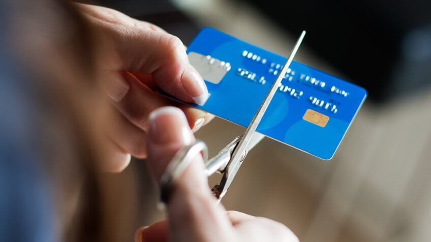 Limit the Number of Credit Cards You Use