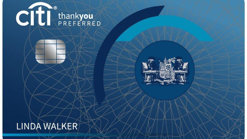 1. Citi ThankYou Preferred Card for College Students