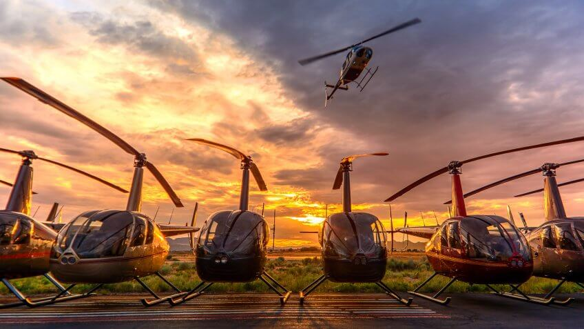 Maryland: Helicopters
