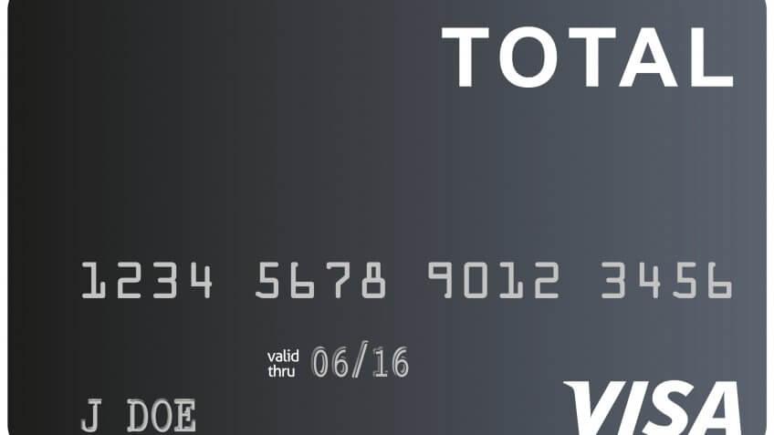 Total Visa Card