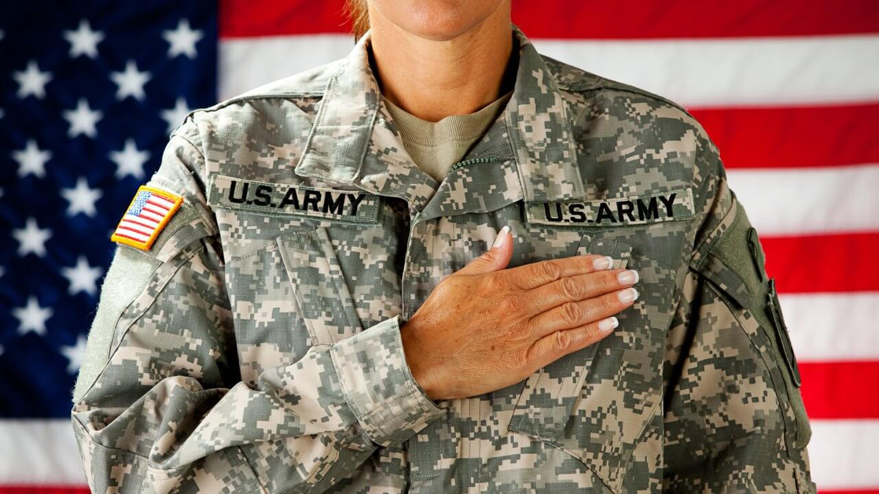 Military Money: Here's What Our Men and Women in Uniform Earn