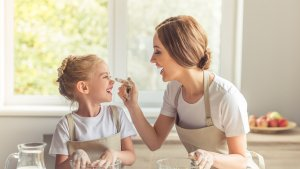 Here's How Much Stay-At-Home Moms Could Be Making