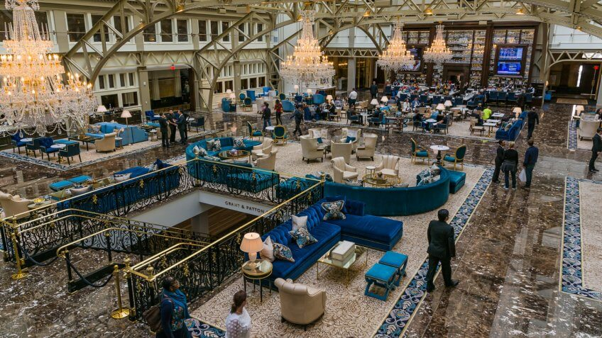 The 30 Most Expensive Hotels in America You Wish You Could Afford