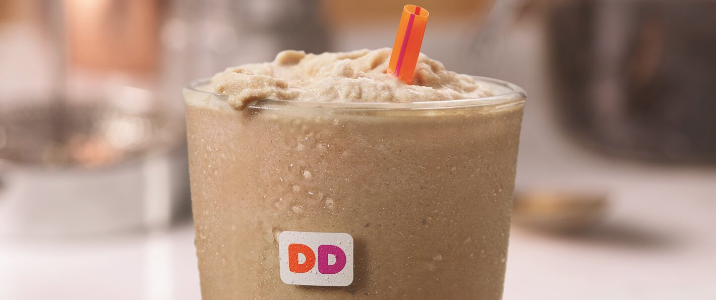 Sip on a Free Frozen Dunkin' Coffee This Friday