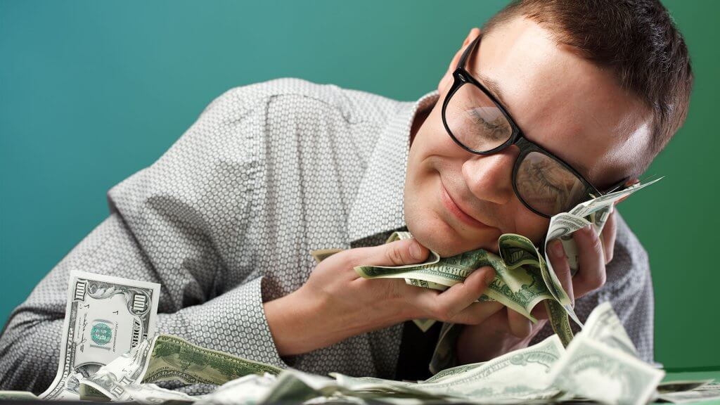 ways your obsession with money is benefiting you