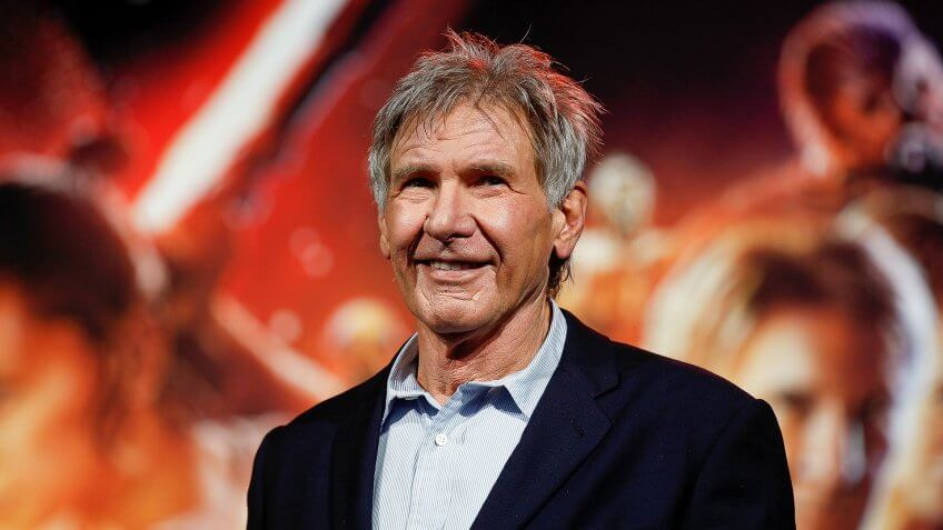 Harrison Ford Net Worth: $230 Million