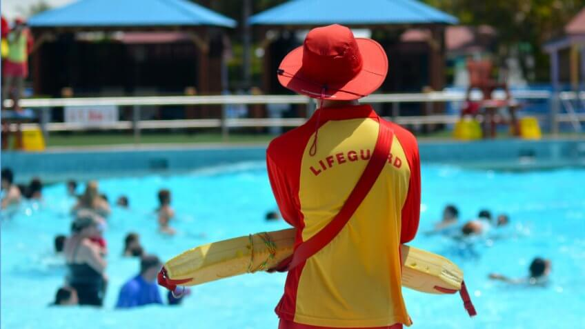 Pool Lifeguard