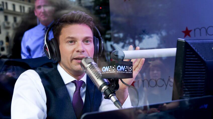 The Rise of Ryan Seacrest