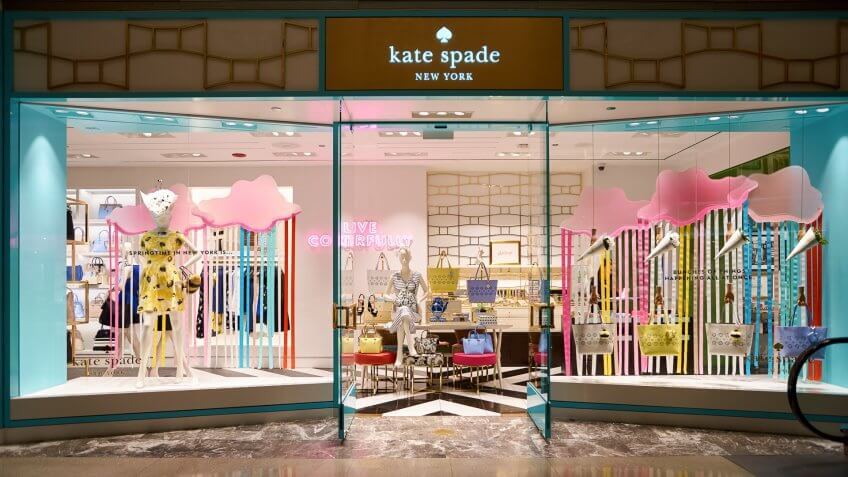 Coach Buys Fellow Handbag Company Kate Spade