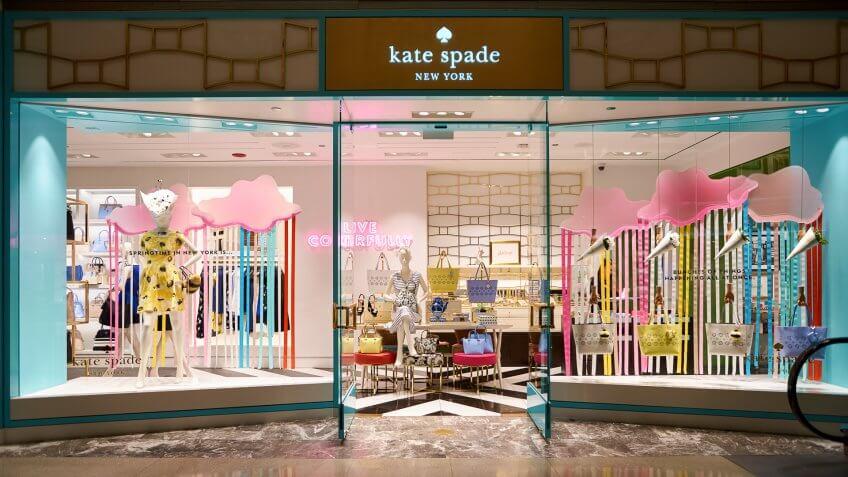 Coach Buys Fellow Handbag Company Kate Spade