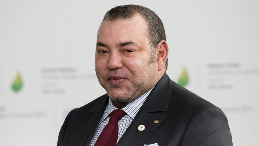 Mohammed VI Net Worth: $2.1 Billion