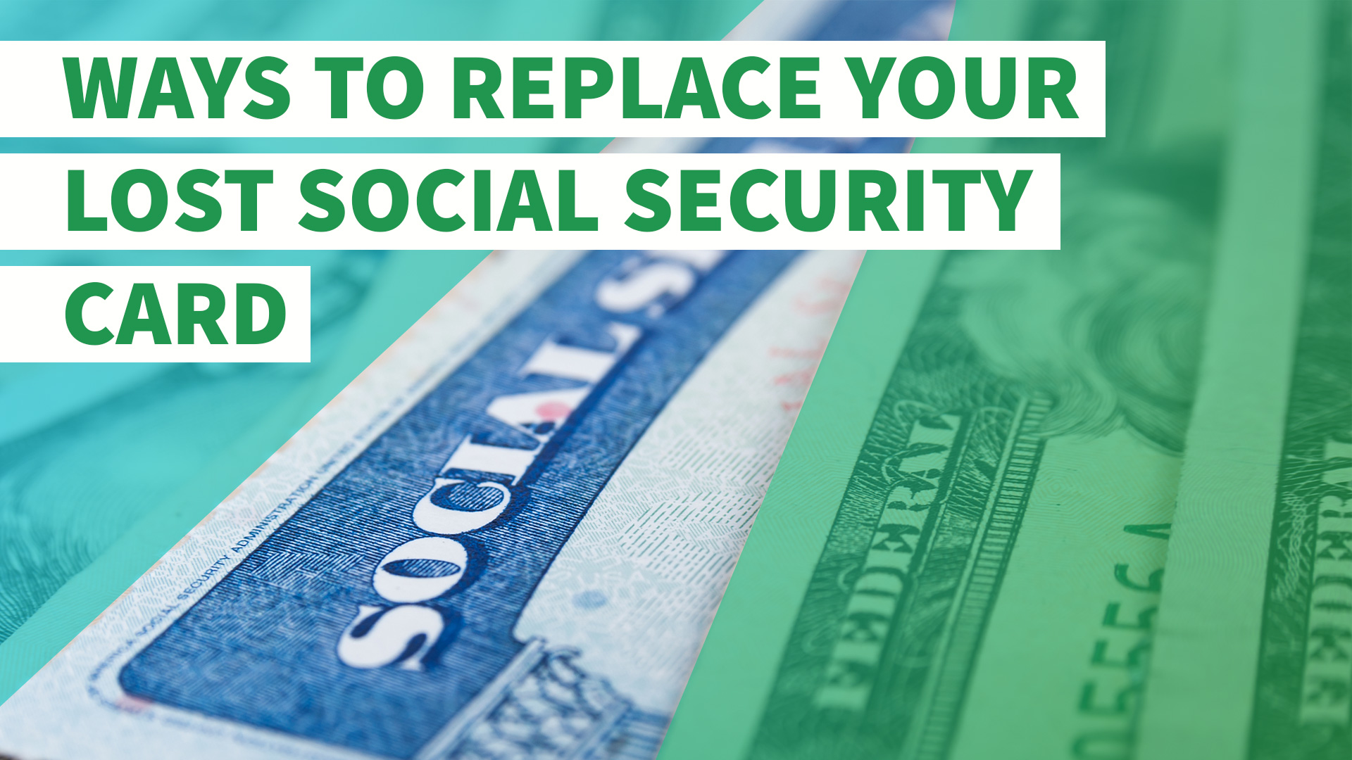 4 ways to replace your lost social security card gobankingrates aiddatafo Choice Image